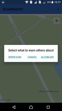 RoadWatch KE screenshot 1