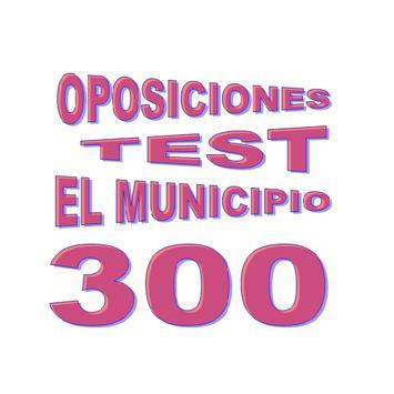 TEST EL MUNICIPIO. LBRL poster