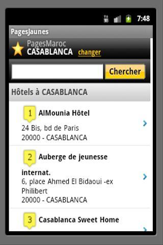 Yellow Pages Morocco for Android - APK Download