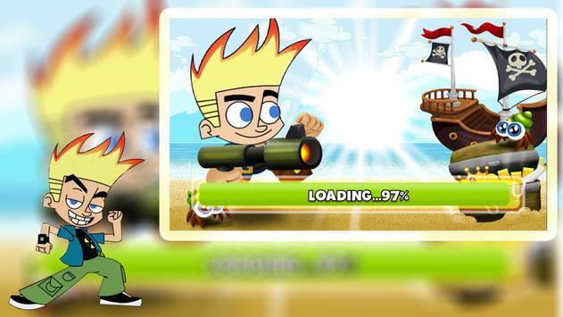 super Johnny Test adventure pirates screenshot 2