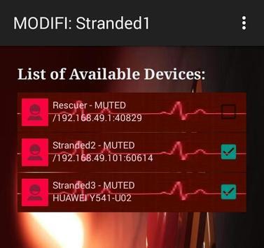 MODIFI poster