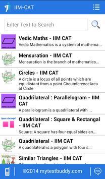 IIM-CAT Test Prep screenshot 3