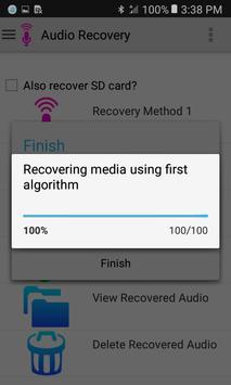 Audio Recovery screenshot 7