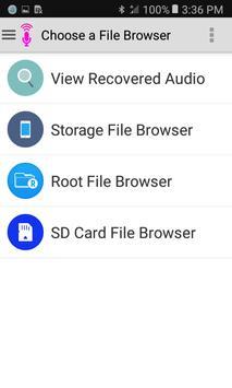 Audio Recovery screenshot 5