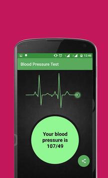 Blood Pressure Prank screenshot 3