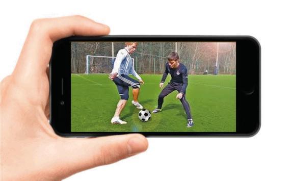 Soccer Skills poster