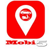 MOBi5 Passageiro icon