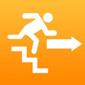 대구지하철 출구 정보 icon