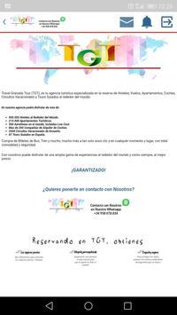 TGT - Reservas y Turismo poster