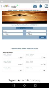 TGT - Reservas y Turismo screenshot 2