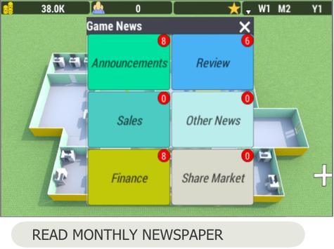 True Game Tycoon screenshot 3