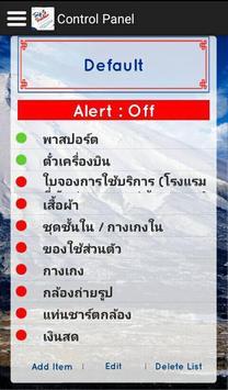 Trip Tracker apk screenshot