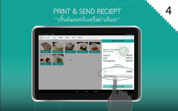 Tab2Pay POS apk screenshot