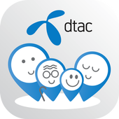 dtac Family Care icon