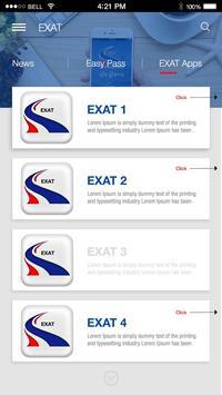EXAT screenshot 2