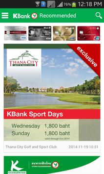 Thailand Golf Guide poster