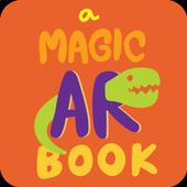 Jurassic AR Book. icon
