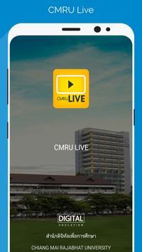CMRU Live poster