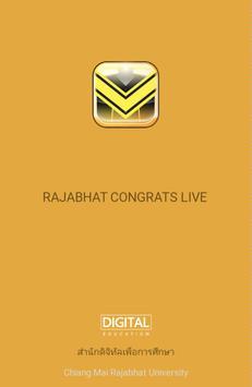 Rajabhat Congrats Live poster