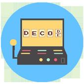 DECODE icon