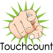 Touch count icon