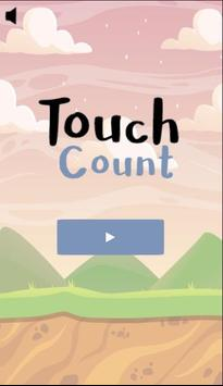 Touch count poster