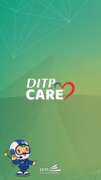 DITP Care poster