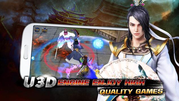 Sword Kenshin (CBT) screenshot 11