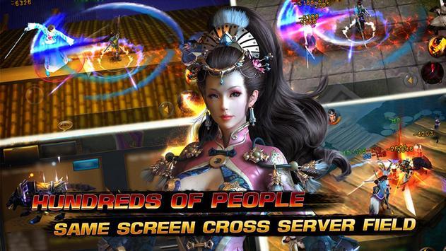 Sword Kenshin (CBT) screenshot 12