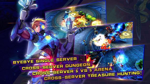 Art of Sword - EN apk screenshot