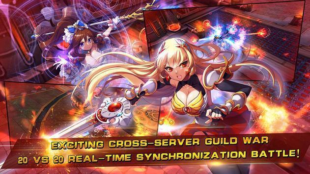 Art of Sword - EN (CBT) apk screenshot