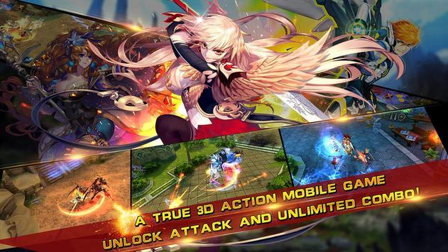 Art of Sword - EN (CBT) poster