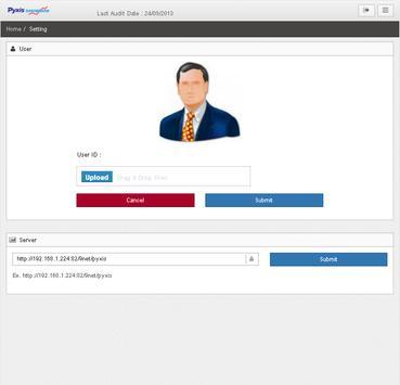 Pyxis Dashboard apk screenshot