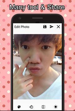 Pretty Camera Lite screenshot 2