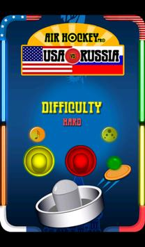 Air Hockey Pro: Russia vs USA apk screenshot