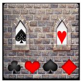 Castle Solitaire Cards icon