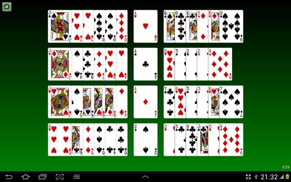 Castle Solitaire Cards poster