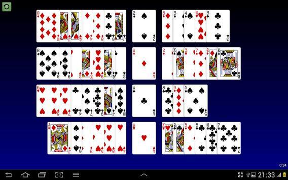 Castle Solitaire Cards apk screenshot