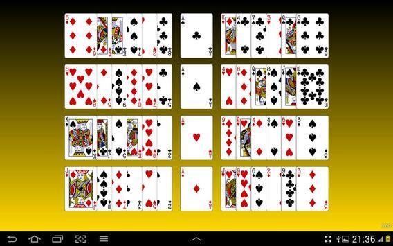 Castle Solitaire Cards screenshot 3
