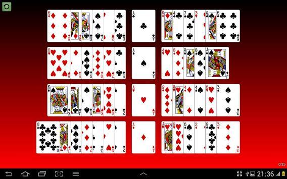 Castle Solitaire Cards screenshot 4