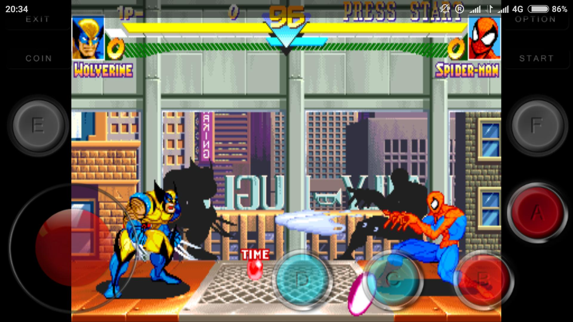 Code Marvel Vs Street Fight For Android Apk Download