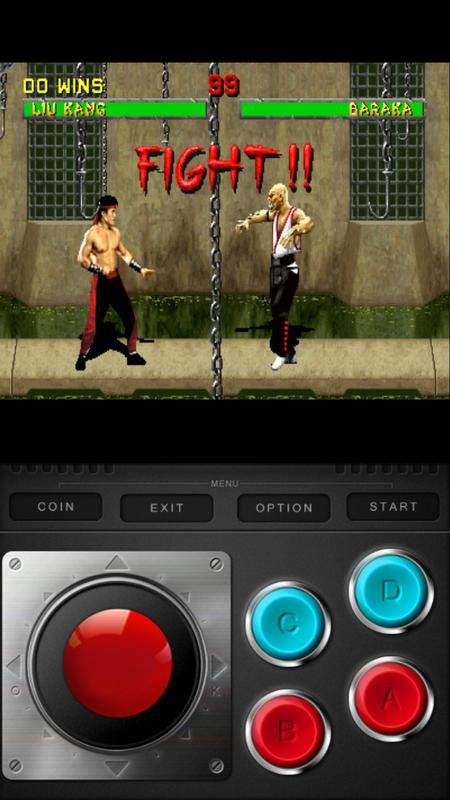 Mortal kombat 2 android download