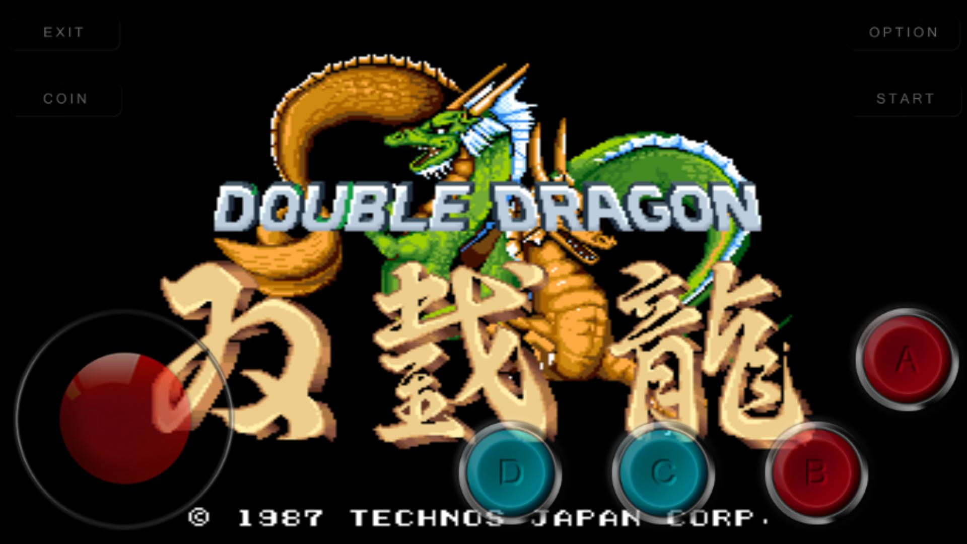 Code Double Dragon Arcade For Android Apk Download