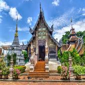 Thailand Tourist Places icon