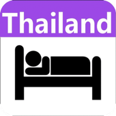 Thailand Hotel Booking icon