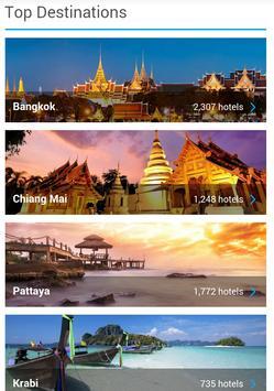 Thailand Hotel Booking apk screenshot