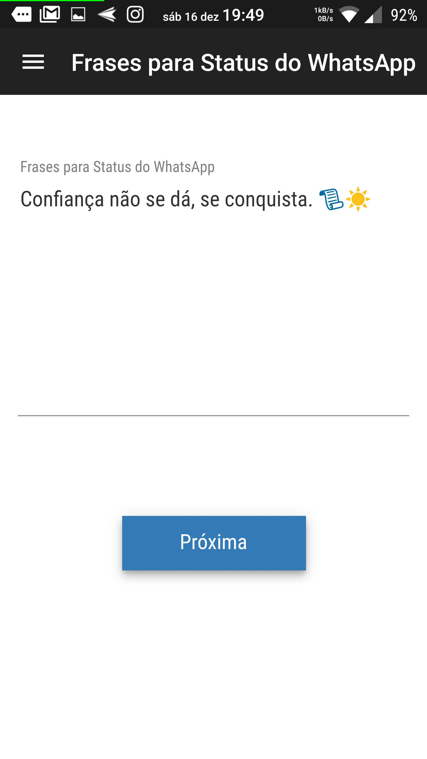 Frases Para Status Do Whatsapp For Android Apk Download