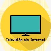 Televisión sin Internet icon