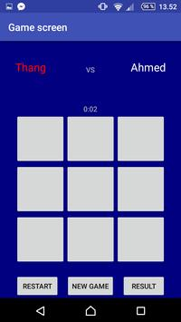 Tic Tac Toe - basic apk screenshot