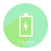 3T Battery - Fast Charger icon
